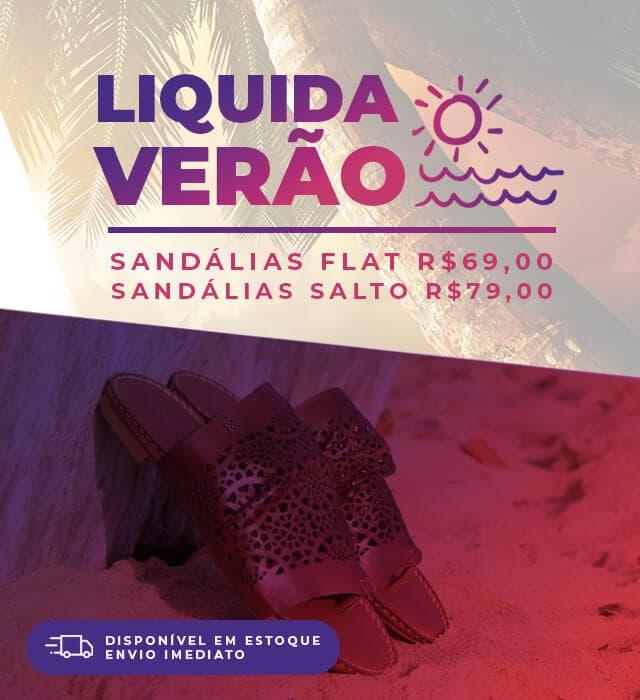 Banner - Liquida Verão 2018 - MOBILE