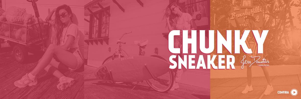 Banner - Chunky Sneaker