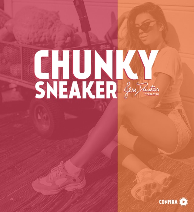 Banner - Chunky Sneaker - MOBILE