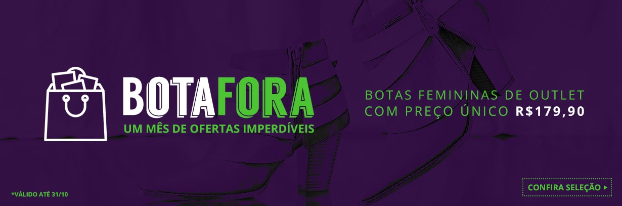 Banner - Bota Fora