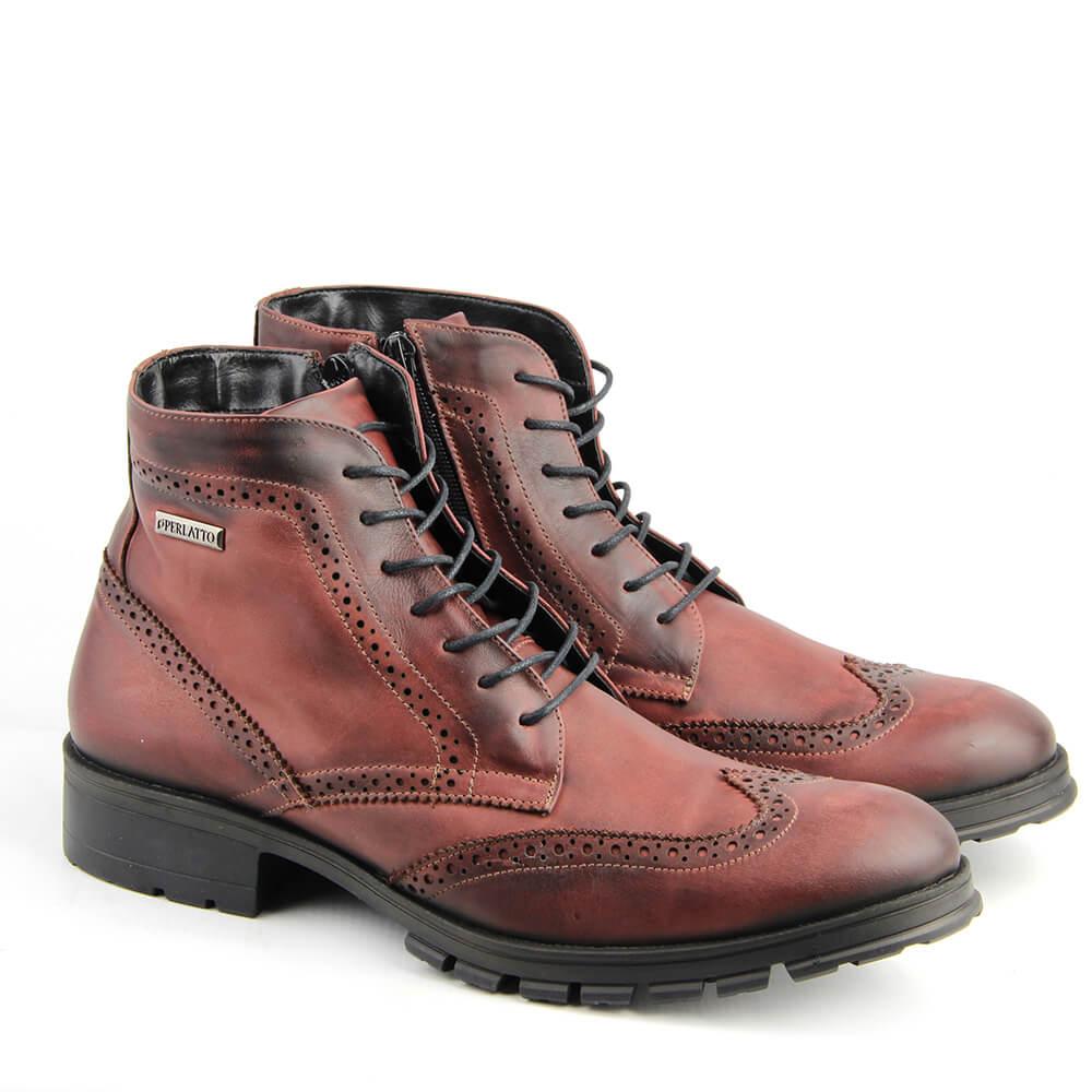 1379-Rocker---Confort-Rosso-Madeira