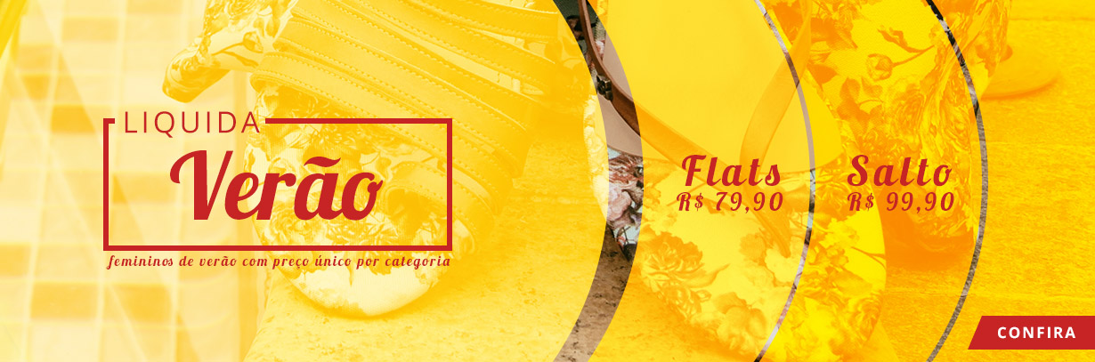 Banner - Liquida Verão 2019