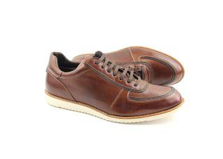 f8680c177 Sapato Casual Masculino 8407 Preto Burned - Perlatto