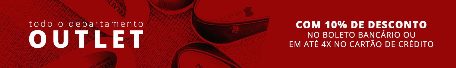 Banner - Semana do Consumidor - Sandálias (Outlet)