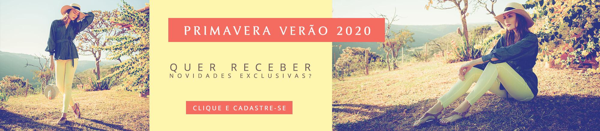 Banner - Verão 2020