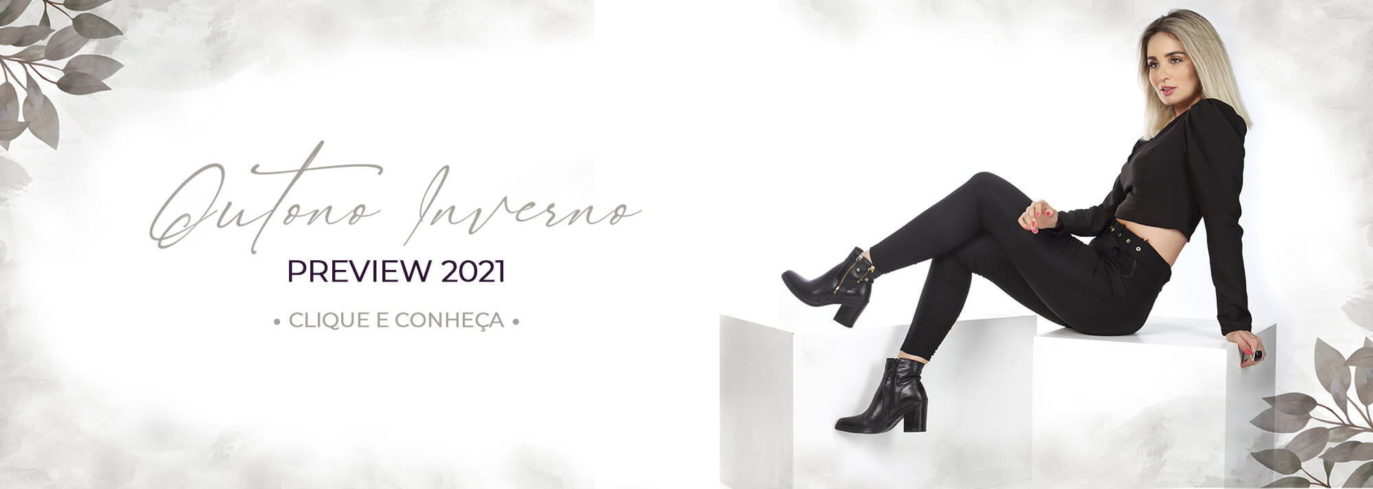 Full Banner - Preview Outono Inverno 2021